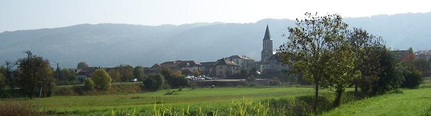 Mairie Bons en Chablais